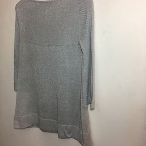 Nice grey and silver sweater Touch Petits